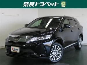 トヨタ ハリアー プログレス メタル アンド レザーパッケージ スマートキ-
