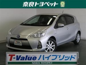 トヨタ アクア G CD スマートキー イモビライザー アイドリングストップ