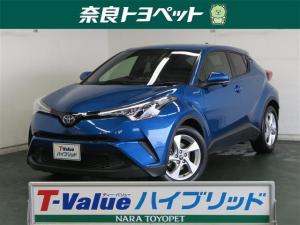 トヨタ C-HR HV S メモリーナビ ワンセグ CD スマートキー ETC