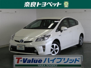 トヨタ プリウス S スマートキ- イモビライザー ワンオーナー ETC