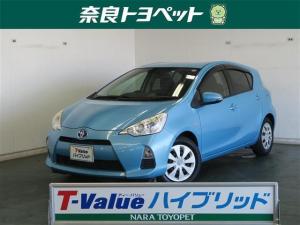 トヨタ アクア S キーレスエントリー CD ワンオーナー ETC ABS