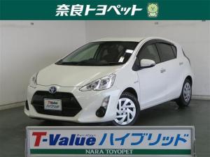 トヨタ アクア Sスタイルブラック メモリーナビ フルセグ バックモニター