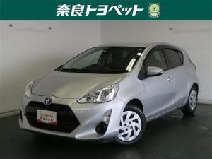 トヨタ アクア S イモビライザー スマートキ- メモリーナビ ワンセグ