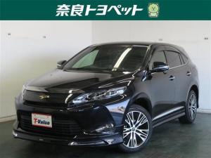 トヨタ ハリアー プレミアム スタイルアッシュ クルーズコントロール ETC
