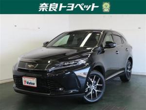 トヨタ ハリアー スタイルブルーイッシュTSSPパノラマビューカメラMOPナビ