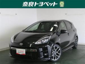 トヨタ アクア GR サポカースマートキ-クルコンBカメラ メモリーナビ