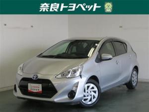 トヨタ アクア Sスタイルブラック 衝突被害軽減ブレーキ メモリーナビ CD