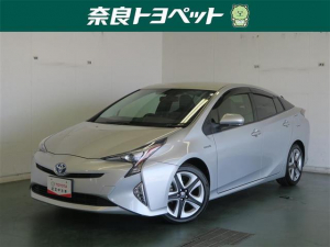 トヨタ プリウス Sツーリングセレクション メモリーナビ ETC スマートキ-