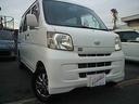 ダイハツ/ハイゼットカーゴ スペシャル KFエンジン ナビ テレビ ETC 社外アルミ