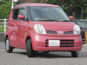 日産 モコ E オートエアコン 車検令和4年11月
