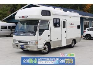 いすゞ エルフトラック 横浜モーターセールス レックス ツインサブ ルーフエアコン