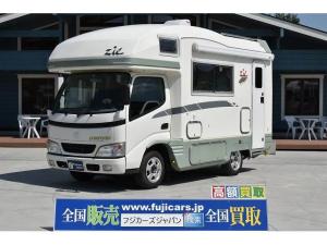 トヨタ カムロード バンテック ジル ツインサブ FFヒーター インバーター