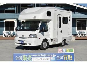 マツダ ボンゴトラック AtoZ アミティ ツインサブ FFヒーター インバーター