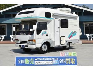 いすゞ エルフトラック バンテック テラ500 FFヒーター 温水ボイラー トイレ