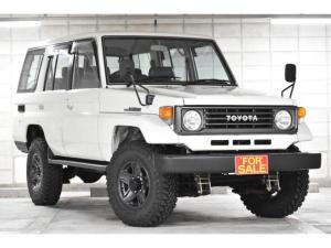 トヨタ ランドクルーザー70 LX 全塗装済み リフトアップ 交換パーツ多 細部整備済み