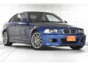 BMW M3 M3 SMGII BMW正規ディーラー整備車両 記録簿14枚 ブルーレザーシート オリジナルコンディション 地デジナビ スペアキー有り