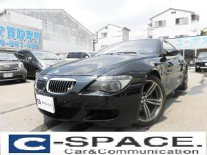 BMW M6 ベースグレード 赤革レザー 社外マフラー 右ハンドル