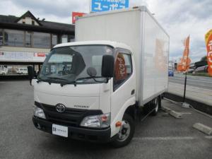 トヨタ トヨエース ベースグレード パネルバン バックモニター ETC