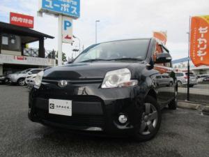 トヨタ シエンタ DICE-G 電動スライドドア ポータブルナビ ETC 純正CD HIDヘッドライト
