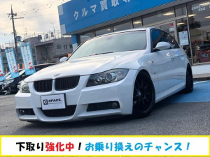 BMW 3シリーズ 323i Mスポーツパッケージ Rカメラ ローダウン HID