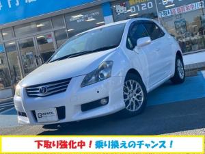 トヨタ ブレイド ベースグレード 純正HDDナビ バックカメラ Bluetoothオーディオ