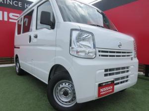 日産 NV100クリッパーバン DX エマージェンシーブレーキパッケージ 4WD
