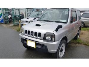 スズキ ジムニー XG 4WD ターボ キーレスCD AW 背面タイヤ