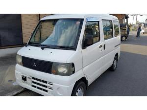三菱 ミニキャブバン CDハイルーフLPG車