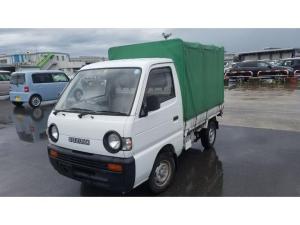 スズキ キャリイトラック エアコン 幌 MT車