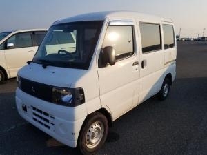 三菱 ミニキャブバン CD エアコン パワステ 4ナンバー AT車