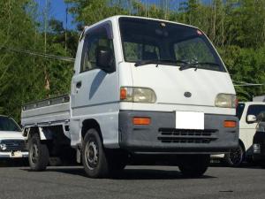 スバル サンバートラック SDX タイミングベルト交換済 4WD 5速マニュアル
