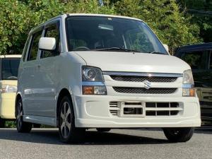 スズキ ワゴンR FX-Sリミテッド タイミングチェーン スマートキー ベンチシート HIDヘッドライト 電動格納ミラー 純正アルミホイール