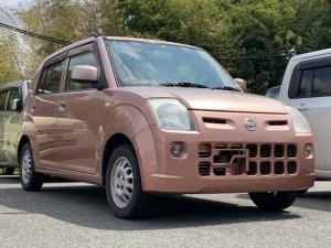 日産 ピノ S タイミングチェーン キーレス 電動格納ミラー
