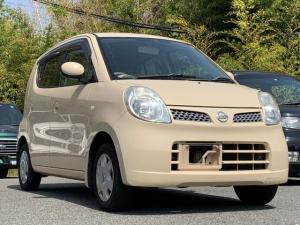 日産 モコ S タイミングチェーン キーレス ベンチシート ナビ 電動格納ミラー