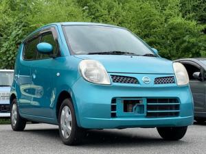 日産 モコ S タイミングチェーン ベンチシート キーレス 電動格納ミラー