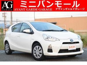 トヨタ アクア S 障害物センサー ETC