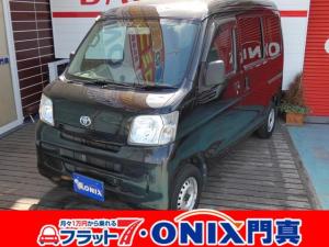 トヨタ ピクシスバン デラックス ナビ TV リモコンキー 新車取扱説明書 新車保証 ナビ取扱説明書
