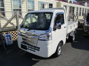 ダイハツ ハイゼットトラック 多目的ダンプ PTOダンプSAIII/4WD/5MTメッキ