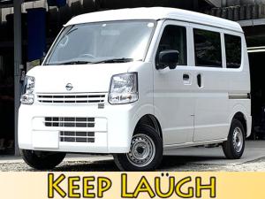 日産 NV100クリッパーバン DX ハイルーフ5AGS車 現行型 届出済未使用車 新車保証継承