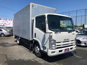 いすゞ エルフトラック 3.0t ドライバン パワーゲート