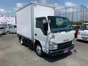 いすゞ エルフトラック  1.5tドライバン 4WD