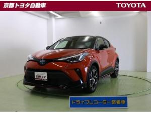 トヨタ C-HR G Tコネクトナビ・ナノイー・ナビ連動ETC・Bカメラ
