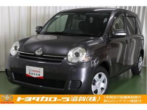 トヨタ シエンタ X Lパッケージ ETC車載器付き HIDヘッドライト