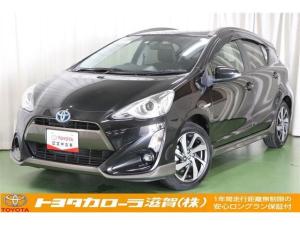 トヨタ アクア X-アーバン フルセグナビ・バックカメラ・ETC車載器