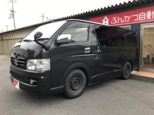 トヨタ ハイエースバン スーパーGL 新品ナビ・タイヤ Bカメラ  ETC