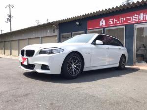 BMW 5シリーズ  バックカメラ プッシュスタート 地デジ