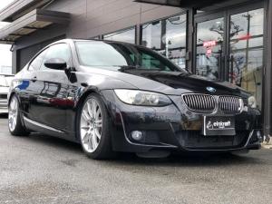 BMW 3シリーズ 320iクーペMスポーツパッケージ車高調チタンマフラー