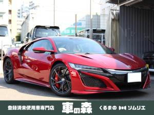 ホンダ NSX 3.5 4WD フルオプション バレンシアレッドパール AW