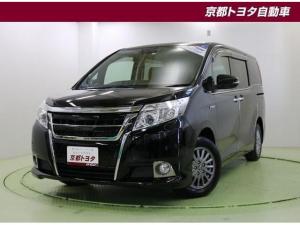 トヨタ エスクァイア Gi オートアラーム 障害物センサー シートヒーター ETC