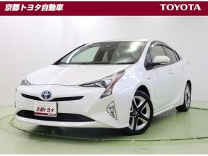 トヨタ プリウス Sツーリングセレクション フロント席シートヒーター・ETC